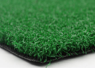 China Outdoor Flat Croquet Eco Friendly Artificial Grass With PE Yarn Field Green supplier