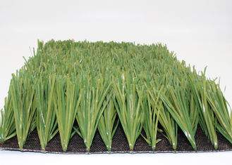 China Synthetic Football Artificial Grass With Strong Stem Fire Resistant SGS Approved supplier