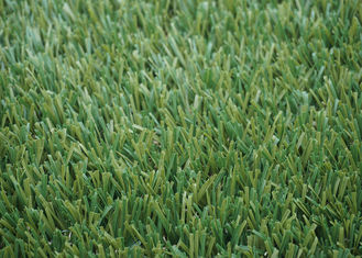 China 35mm Pet Artificial Turf 4 Tone Fake Synthetic Grass For Dog / Campgrounds supplier