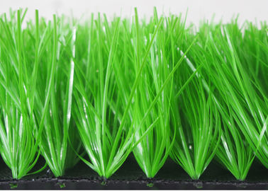 China Soft Touching Synthetic Turf Football Field PE 50mm Green SGS Approved supplier