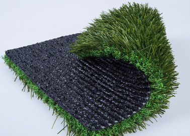 China 3 Tone Spring Landscaping Artificial Grass Artificial Green Grass For Wall Decoration supplier