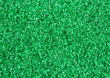 China Environmental Real Looking Synthetic Grass For Croquet Abrasive Resistance supplier