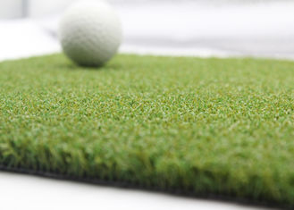 China Curly Golf Artificial Turf High Density Artificial Grass For Golf Putting Green supplier