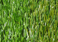 China UV Resistant Hard Wearing Artificial Grass Football Field 50mm PE Stem Fireproof factory