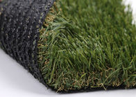 China 48mm W Shape Durable Artificial Grass For Landscaping GSW4 4 Tone Super Drainge factory
