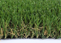 China V Shape Landscaping Artificial Grass Synthetic Clean 50mm GSV4 SGS Approved factory