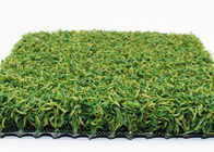China 15mm Green Artificial Grass Basketball Court Non Infill Durable And Safety factory