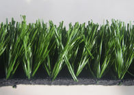 China Healthy Natural Looking Artificial Grass 50 mm Infill PE Bicolor With Stems factory