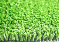 Multifunctional Sports Tennis Artificial Grass Green UV Resistant  High Density