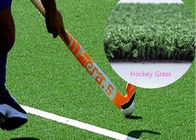 China Hockey Fields Real Looking Artificial Grass PE Fibrillated with Curled Yarn company