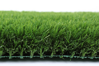 China U Shape 20mm Pet Friendly Fake Grass PE Soft And Durable Indoor / Outdoor Use factory