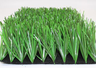 PE Non - Flammable Fake Grass Football Field Outdoor 50 Mm 10000 Density