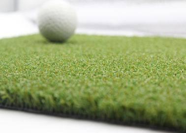China 15mm Artificial Green Golf Synthetic Turf Durable Outdoor / Indoor Use Natural factory