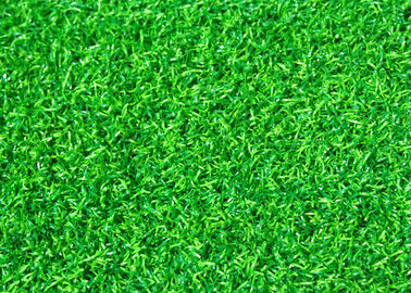 China Real Looking Mini Artificial Turf For Golf Putting Green Bicolor 5500 Density factory
