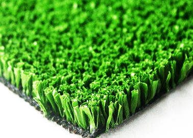 Multipurpose PE Fibrillated Cricket Artificial Grass Outdoor SGS Approved