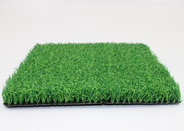 China Water Based / Sand Artificial Grass For Hockey Fields 5mm Diameter 6600 Density factory